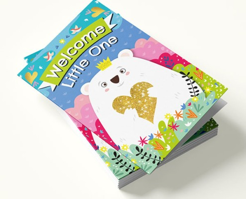 welcome_little_one_card
